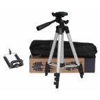 カメラ用三脚 収納袋付き コンパクト軽量 水準器付き 伸縮 持ち運び便利 一眼レフ デジカメ ビデオカメラ スマホ 行事 旅行 集合写真 アウトドア SLSTD2047