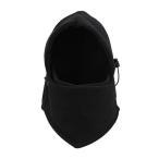ショッピングネックウォーマー 防寒フェイスマスク フード付き ネックウォーマー 防寒 フェイスマスク フリース素材 暖かい 防風 バイク 男 女 スノーボードなどに ARB022