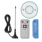 TV/�饸�����塼�ʡ� ������ USB2.0 �ǥ����� SDR+DAB+FM ��RTL2832U+R820T2�� DVB-T TV���ƥ��å� USB���塼�ʡ� ��⥳���դ� USB2TV