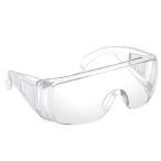 防塵防飛沫ゴーグル 保護眼鏡 透明メガネ 花粉対策 ポリカーボネート 隙間を無くす構造 近視眼鏡を付けたままでも利用可 煮沸消毒可 ゴーグル EGG160