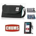 セール メール便可 CHUMS チャムス ベロウズポケットブックショルダー CH60-2476 バッグ ポーチ スマホケース アウトドア
