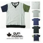 メール便可 gym master/ジムマスター/ヘビーウェイトTシャツ G702301 半袖 トップス 厚手 クルーネック Tee アウトドア