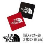 THE NORTH FACE ノースフェイス TNFステッカー30 NN9729 シール デカール アウトドア 30cm ビッグサイズ 大判