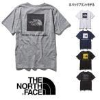 セール メール便可 THE NORTH FACE ノースフェイス スクエアロゴTシャツ NT31957 メンズ 半袖 Tシャツ バックプリント アウトドア