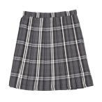 〔コスプレ〕 Teens Ever(ティーンズエバー) TE-16SSスカート(グレー/ホワイト)L