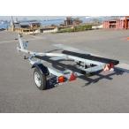 ショアランダーボートトレーラーGB10Tアルミボートゴムボート10〜18フィート