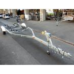 ショアランダーボートトレーラーGR30BL 楽々ローラー 19〜21フィート 慣性ブレーキ付