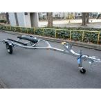 新品!スロープの上げ下ろしらくらく!超低重心マリンジェット用トレーラー・ショアランダートレーラーPWC12L