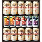 ビールギフト キリン ファミリーセット K-FM3 のし/包装/送料無料(お歳暮処分品)