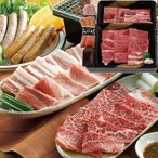 ミヤチク 焼肉&ソーセージセット (395ai70)メーカー直送品