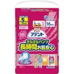 Yahoo!福祉用具のバリューケア大王製紙 サラサラパンツ長時肌安心L-LL女性(16枚x3袋) ケース