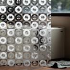 日本製 シャワーカーテン ディスク 180×120cm 【防水カーテン カビがはえにくい 半透明 おしゃれ オシャレ 間仕切り 水はね 新生活 一人暮らし 女子 女の子】