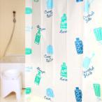シャワーカーテン「モーニング」【お風呂カーテン 防水カーテン ユニットバス カーテン バスグッズ 目隠し インテリア バスルーム  おしゃれ 模様替え】