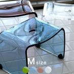 バスチェア「favor(フェイヴァ)」(M)【バスチェアー アクリル バスチェア 風呂椅子 風呂イス おしゃれ フェイバ クリア ブラウン ブルー】