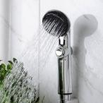 節水シャワーヘッド「アリアミストRisaia(リザイア)」(シルバー)[TK-1150-SL]【シャワーヘッド 節水 シャワーヘッド 節水 止水 ボリーナ 姉妹品】