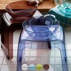 バスチェア セット 日本製 バスチェアー 30H・洗面器・手おけ「カラリ karali」3点セット 送料無料【バスチェア ウォッシュボウル 風呂椅子 洗面器 セット】