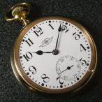 BALL(ボール)オフィシャルレイルロードスタンダード、アンティーク懐中時計