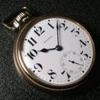 ハワード・レイルロードクロノメーター、アンティーク懐中時計