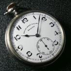 ZENITH トルコ鉄道アンティーク時計