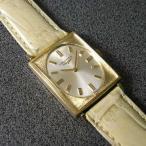 ロンジン(LONGINES)アンティーク手巻き腕時計・スクエア