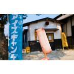 ふるさと納税 小郡 夏の風物詩 もりやまのアイスキャンディー あずき 20本 福岡県小郡市