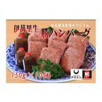 ふるさと納税 伊萬里牛100%手ごねハンバーグ(150g×10個)J048 佐賀県伊万里市