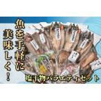 ふるさと納税 062-6-03 塩干物バラエティセット 鹿児島県南九州市