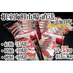ふるさと納税 紅鮭切身20切・時鮭切身10切・秋鮭切身10切(計40切、約2.4kg) A-14001 北海道根室市