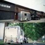 奈良県宇陀市役所 キャンピングトレーラー「X-cabin」300
