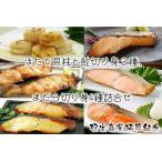 ふるさと納税 ホタテ貝柱と鮭切り身3種、まだら切り身4種詰合せ B-18007 北海道根室市