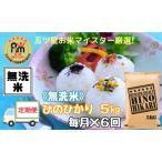 ふるさと納税 【定期便】《無洗米》ヒノヒカリ5kg×6回 B241 佐賀県伊万里市