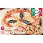 ふるさと納税 G24-10 げんき畑 ピザ 2枚セット<赤のマルゲリータ&ベーコンWチーズ> 福岡県福智町