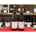ふるさと納税 甲州(白)・マスカットベリーA(赤)ワイン一升瓶2本セット 山梨県笛吹市