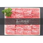 ふるさと納税 B12-007 森山牧場 焼肉セット(500g) 1万2千円コース 佐賀県小城市