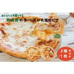ふるさと納税 <牧成舎>飛騨のチーズたっぷりピザセット(3枚)[B0002] 岐阜県飛騨市
