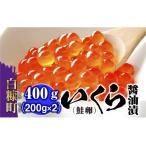 ふるさと納税 いくら醤油漬(鮭卵)【500g(250g×2)】(15,000円) 北海道白糠町