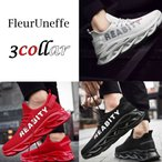 メンズ スニーカー 靴 ローカット メッシュ ランニング フィットネス ウォーキング 通気性 バスケットシューズ ストリートファッション 赤 白 秋