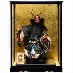 【五月人形】【ご進物ケース】5号鐘馗 :嘉房作【武者人形】【端午の節句】