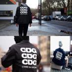コムデギャルソン CDG コーチジャケット ロゴ COMME des GARCON 取り寄せ