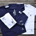 ロンハーマン Ron Herman  サーフミッキー Tシャツ ネイビー ホワイト ユニセックス  ro-28