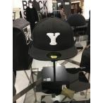 ヨウジヤマモト × NEWERA キャップ  帽子 ニューエラ 59FIFTY Yロゴキャップ Logo Cap ロゴ コラボ  ハット CAP yy-4