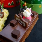 【送料無料】クリスマス仕様 大人の生チョコケーキ