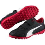 PUMA プーマ プーマ クラシコ C TT V JR 21 Puma Black-Puma White-High Risk Red