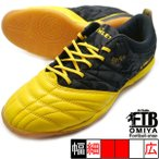 ショッピングフットサル シューズ フットサルシューズ アスレタ O-Rei Futsal T001 11002-7020 BLK×YEL ATHLETA