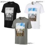 メンズ 半袖 Tシャツ プーマ PUMA フォトプリント スカイライン SS Tシャツ 854994
