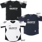 ダウポンチ dalponte 半袖 プラクティスシャツ ムーヴライト プラシャツ DPZ0266 サッカーウェア フットサルウェア