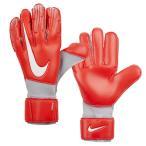 【セール】 サッカー キーパーグローブ ナイキ GKグリップ 3 NIKE GS0360 671 メンズ 大人 赤 レッド ジュニア 対応