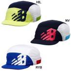 【ネコポス対応可】 ジュニア サッカー用 帽子 ヘディングできる キャップ ニューバランス New Balance JACF9371 子供用