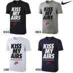 【数量限定 超特価】ナイキ NIKE キス マイ エア Tee AH7464 メンズ Tシャツ KISS MY AIRS コットン スリム