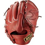 ゼット ZETT 野球 硬式 グラブ プロステイタス 投手用 ボルドーブラウン BPROG71 4000